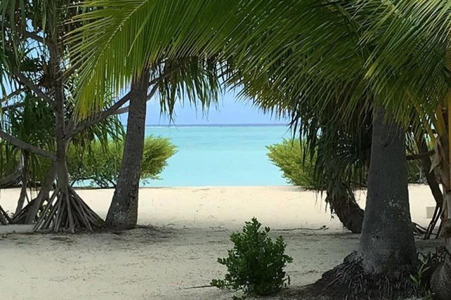 Vissa platser på jorden är overkligt vackra 🏻️ Soliga kramar från ett hemligt paradis ️