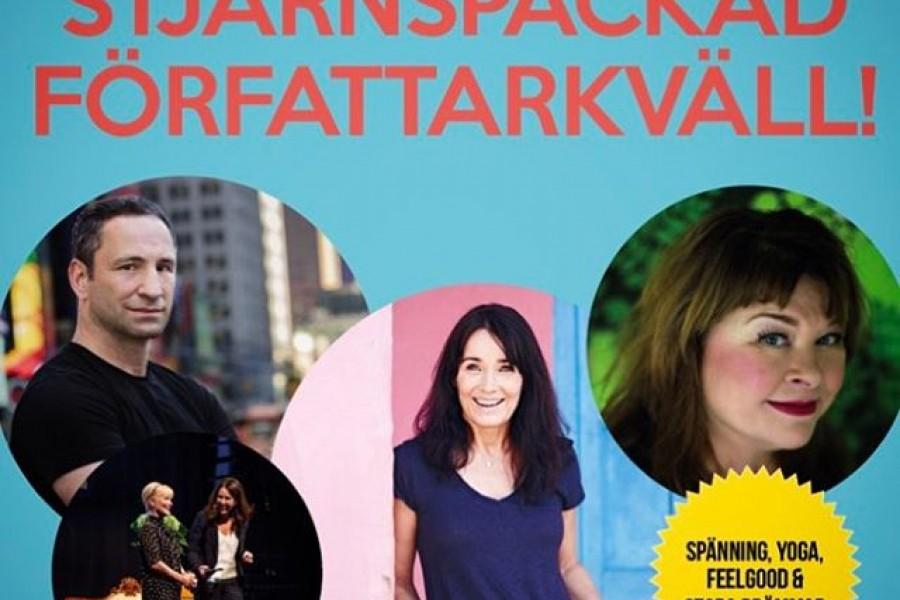 Träffa mig på vårens stora Books & Dreams-kväll!Tisdag den 7 mars medverkar jag tillsammans med Paolo Roberto, Birgitta Ohlsson, Stefan Ahnhem med flera på vårens stora författarkväll på Oscarsteatern i Stockholm. En talkshow i två akter med spännande författarmöten, mat, vin, böcker till superpriser, boksignering + goodiebag! Hurra! Jag har fått möjligheten att lotta ut 5 biljetter (varje biljett är giltig för 2 personer). Tagga en vän som du tror är intresserad av att gå och motivera kort varför du vill vinna. Dessutom kommer här en finfin kompisrabatt till er som vill säkra en plats redan idag: GÅ 2 – BETALA FÖR 1. Pris endast 395 kr för 2 biljetter, inklusive bokningsavgift (ordinarie pris för 1 biljett är 395 kr). Ange koden kompis vid bokning. LÄS MER & BOKA PÅ BOOKSDREAMS.SE.Massor med kramar! Hoppas vi ses! Då kan vi kramas på riktigt 🏻️#bok #event #författare #upplevelse #inspiration #glädje #möten #värme #kärlek #böcker #signering #frånhjärtat #kram @booksdreams